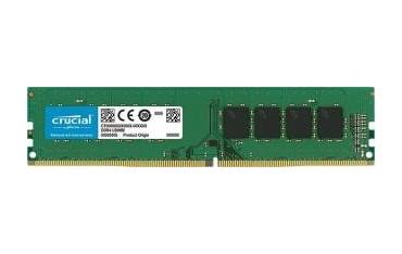 Pamięć DDR4 Crucial 8GB (1x8GB) 2666MHz CL19 1,2V unbuffered