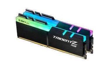 Pamięć DDR4 G.Skill Trident Z RGB 16GB (2x8GB) 3200MHz CL14 1,35V XMP 2.0 Podświetlenie LED