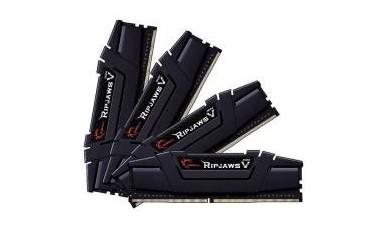 Pamięć DDR4 G.Skill Ripjaws V 32GB (4x8GB) 3200MHz CL16 XMP 2.0 1,35V Black