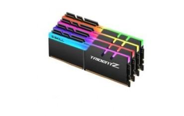 Pamięć DDR4 G.Skill Trident Z RGB 32GB (4x8GB) 3200MHz CL16 1,35V XMP 2.0 AMD Ryzen Podświetlenie LED