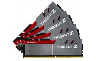 Pamięć DDR4 G.Skill Trident Z 32GB (4x8GB) 3200MHz CL14 1,35V XMP 2.0