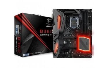 Płyta ASRock B360 GAMING K4 /B360/DDR4/SATA3/M.2/USB3.1/PCIe3.0/s.1151/ATX