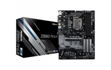 Płyta ASRock Z390 Pro4 /Z390/DDR4/SATA3/M.2/USB3.1/PCIe3.0/s.1151/ATX