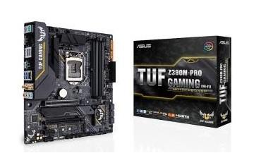 Płyta Asus TUF Z390M-PRO GAMING /Z390/DDR4/SATA3/USB3.1/PCIe3.0/s.1151/mATX