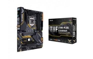 Płyta Asus TUF Z390-PLUS GAMING (WI-FI) /Z390/DDR4/SATA3/USB3.1/Wi-Fi/BT/PCIe3.0/s.1151/ATX