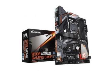 Płyta Gigabyte B360 AORUS GAMING 3 WIFI /B360/DDR4/SATA3/USB3.0/PCIe3.0/s.1151/ATX