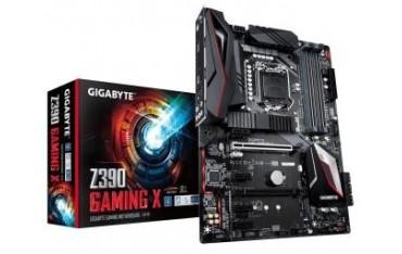 Płyta Gigabyte Z390 GAMING X/Z390/DDR4/SATA3/M.2/USB3.1/PCIe3.0/s.1151/ATX