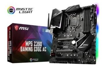 Płyta MSI MPG Z390 GAMING EDGE AC /Z390/DDR4/SATA3/M.2/USB3.1/WF/BT/PCIe3.0/s.1151/ATX