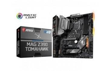 Płyta MSI MAG Z390 TOMAHAWK /Z390/DDR4/SATA3/M.2/USB3.1/PCIe3.0/s.1151/ATX