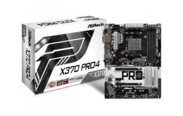 Płyta ASRock X370 Pro4 /AMD X370/DDR4/SATA3/M.2/USB3.0/PCIe3.0/AM4/ATX