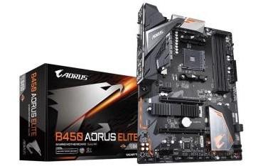 Płyta Gigabyte B450 AORUS ELITE /AMD B450/DDR4/SATA3/M.2/USB3.1/PCIe3.0/AM4/ATX