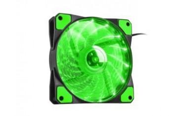 Wentylator do zasilacza/obudowy Genesis Hydrion 120 zielony LED