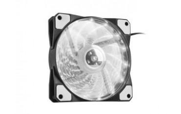 Wentylator do zasilacza/obudowy Genesis Hydrion 120 biały LED