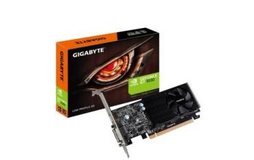 Karta VGA Gigabyte GT1030 2GB GDDR5 64bit DVI+HDMI PCIe3.0 LP