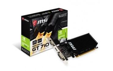 Karta VGA MSI GT710 2GB DDR3 64bit VGA+DVI+HDMI PCIe2.0 LP