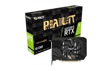 Karta VGA Palit RTX™ 2060 StormX 6GB GDDR6 192bit DVI+HDMI+DP PCIe3.0