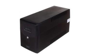 Zasilacz awaryjny UPS Digitus Line-Interactive LED 2000VA/1200W 2x12V/9Ah AVR 4xSCHUKO USB RS232 RJ45