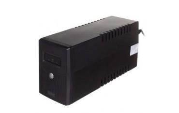 Zasilacz awaryjny UPS Digitus Line-Interactive LED 800VA/480W 1x12V/9Ah AVR 2xSCHUKO USB RJ11
