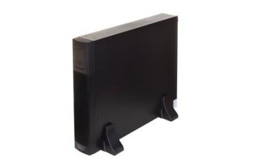"Zasilacz awaryjny UPS Digitus Online Rack 19"" LCD 2000VA/1800W 4x12V/9Ah 8xC13 1xC19 USB RS232 RJ45"