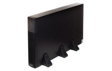 "Zasilacz awaryjny UPS Digitus Online Rack 19"" LCD 3000VA/2700W 6x12V/9Ah 8xC13 1xC19 USB RS232 RJ45"
