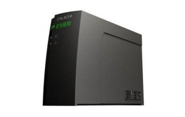 Zasilacz awaryjny UPS Ever Off-Line Duo II Pro 1000VA 4xIEC USB LED Bl