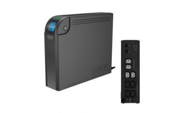Zasilacz awaryjny UPS Ever Off-Line LCD 1000VA 4xIEC USB LCD Bl