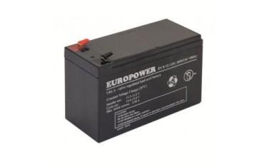 Akumulator Europower do UPS 12V9Ah (EV 9-12)