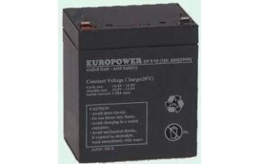 Akumulator Europower do UPS 12V 5Ah