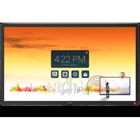 "Monitor interaktywny CTOUCH 75"" Laser Sky"
