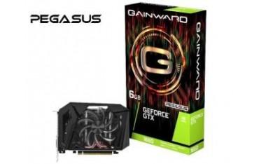 Karta VGA Gainward GTX1660 PEGASUS 6GB GDDR5 192bit DVI+HDMI+DP PCIe3.0