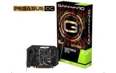 Karta VGA Gainward GTX1660 PEGASUS OC 6GB GDDR5 192bit DVI+HDMI+DP PCIe3.0