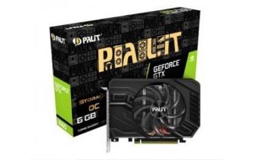 Karta VGA Palit GTX1660 StormX OC 6GB GDDR5 192bit DVI+HDMI+DP PCIe3.0
