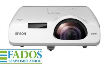 Projektor Epson EB-520 + zapasowa lampa gratis!