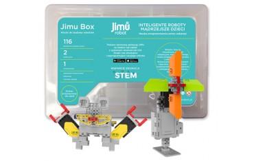 Robot interaktywny JIMU Box do nauki programowania