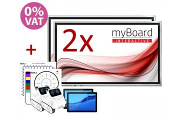 Zestaw DUET monitor myBoard 65 EDU 0%VAT