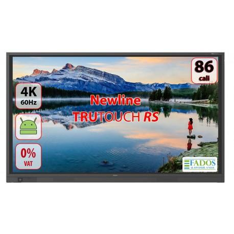 Monitor interaktywny 86 cali 4K Newline TruTouch TT-8618RS