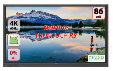 Monitor interaktywny 86 cali 4K Newline TruTouch TT-8618RS