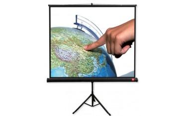 Avtek Tripod PRO 200 Ekran projekcyjny przenośny 200 cm x 200 cm