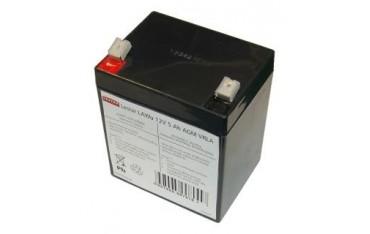 Akumulator żelowy wymienny Lestar LAWu 12V 5Ah AGM VRLA
