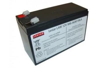 Akumulator żelowy wymienny Lestar LAWu 12V 9Ah AGM VRLA