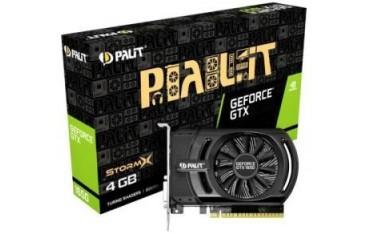 Karta VGA Palit GTX 1650 StormX OC 4GB GDDR5 128bit DVI+HDMI PCIe3.0