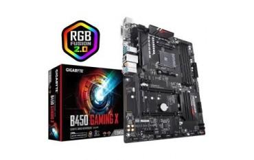 Płyta Gigabyte B450 Gaming X/AMD B450/DDR4/SATA3/M.2/USB3.1/PCIe3.0/AM4/ATX