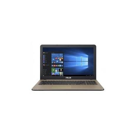 """Notebook Asus Vivobook R540NA-GQ279 15,6""""HD/N3350/4GB/SSD256GB/HD500 Brown"""