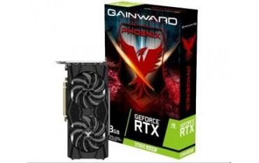 Karta VGA Gainward GeForce RTX 2060 Super Phoenix 8GB GDDR6 256bit HDMI+3xDP PCIe3.0
