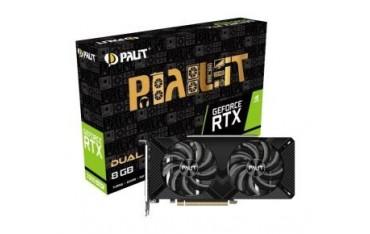 Karta VGA Palit GeForce RTX 2060 Super Dual 8GB GDDR6 256bit DVI+HDMI+DP PCIe3.0