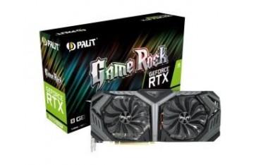 Karta VGA Palit GeForce RTX 2070 Super GameRock 8GB GDDR6 256bit HDMI+3xDP PCIe3.0