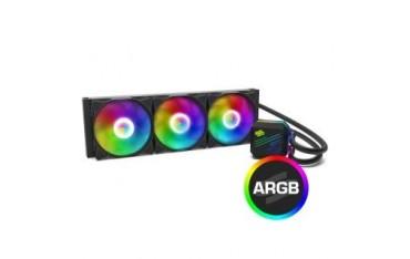 Wentylator SilentiumPC Navis EVO ARGB 360 AIO 3x120mm