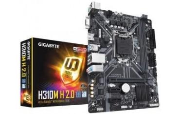Płyta Gigabyte H310M H 2.0/H310/DDR4/SATA3/M.2/USB3.0/PCIe3.0/s.1151/mATX