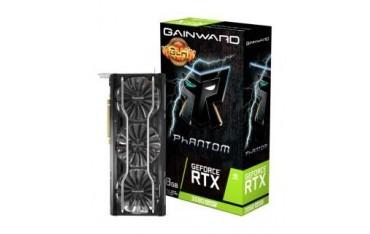"Karta VGA Gainward RTX 2080 SUPER Phantom ""GLH"" 8GB GDDR6 256bit HDMI+3xDP PCIe3.0"