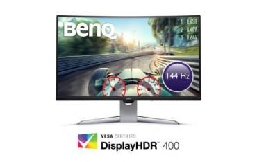 """Monitor BenQ 31,5"""" EX3203R (9H.LGWLA.TSE) HDMI DP USB-C"""